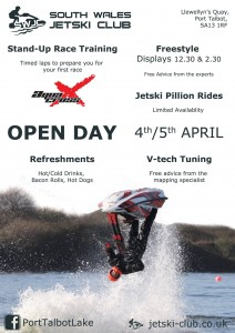 South Wales Jetski Club with P1 AquaX